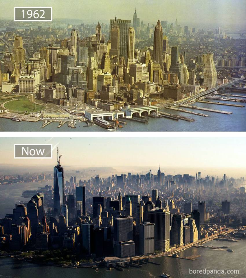 World's largest cities - New York