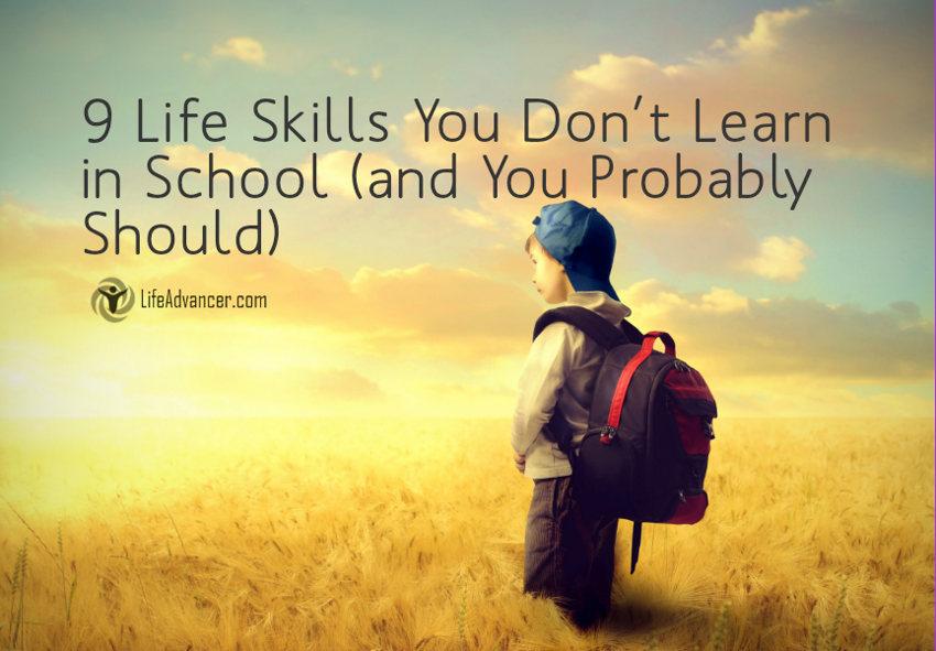 life skills school