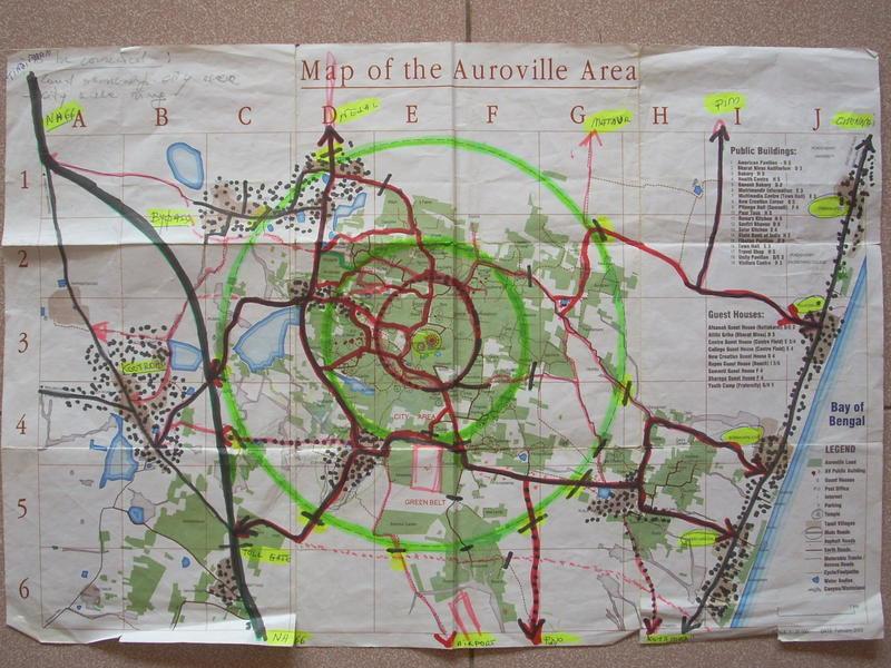 3-Auroville Utopian Community