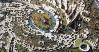 Auroville Utopian Community India No Money Politics Religion