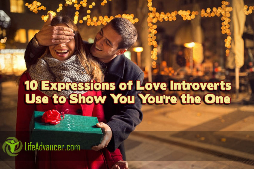 Benefits being love with introverted man