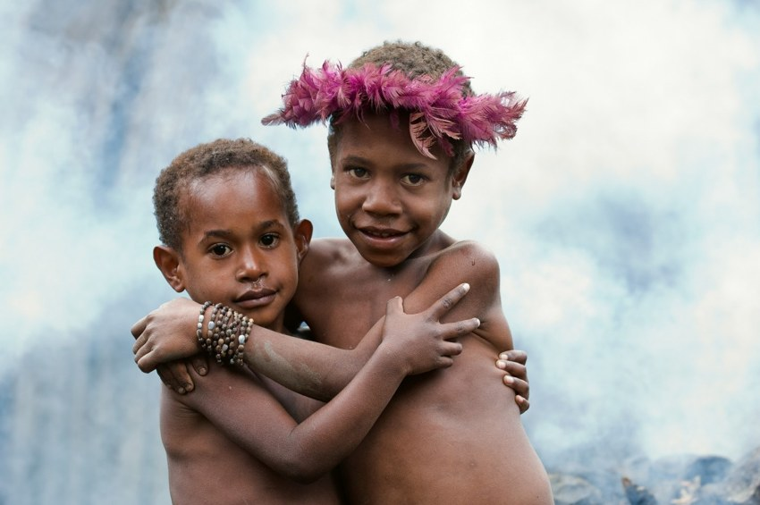 What we can learn from stone-age native people of papua new guinea