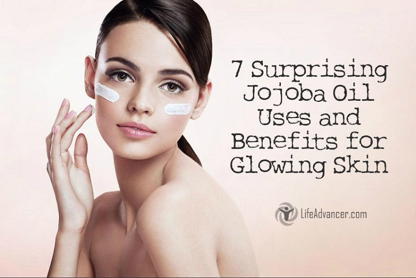 7 Surprising Jojoba Oil Uses and Benefits for Glowing Skin