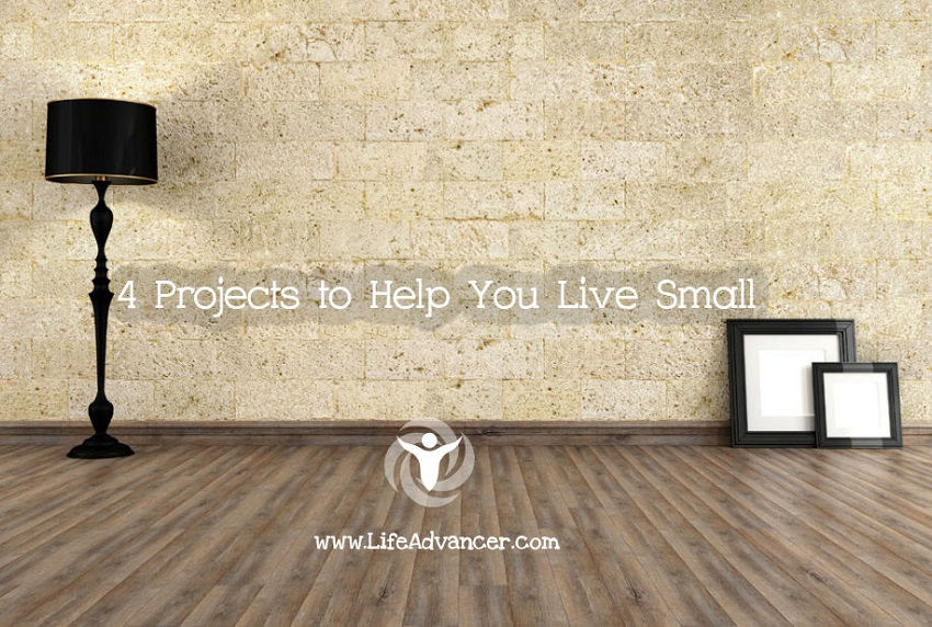 Minimalist Life Projects Help You Live Small