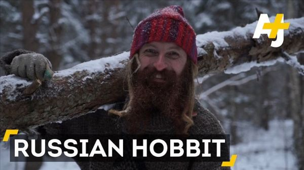 Meet the Russian Hobbit: This Man Left a Life in the City ...