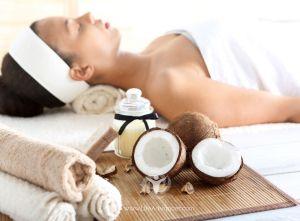 Coconut Oil Benefits Hair Skin