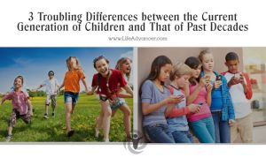 Differences Current Generation Children