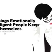 7 Things Emotionally Intelligent People Keep to Themselves
