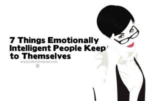 Emotionally Intelligent People Keep