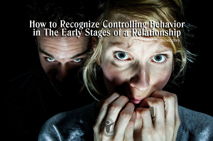 Recognize Controlling Behavior Stages Relationship