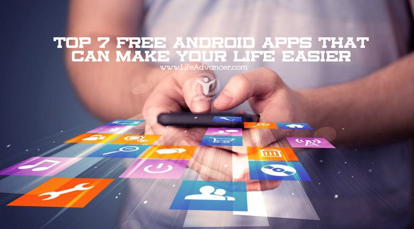 Free Android Apps Life Easier