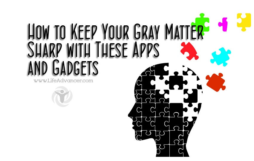 Keep Gray Matter Sharp