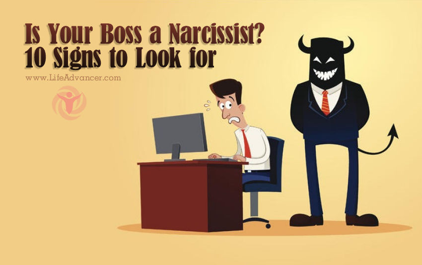 Narcissistic Boss