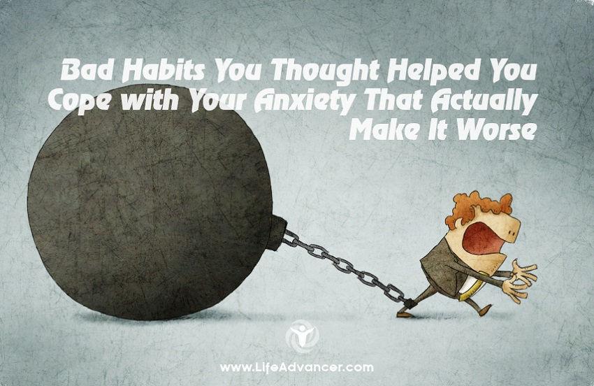 Bad Habits Anxiety