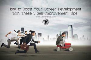 Boost Your Career Development