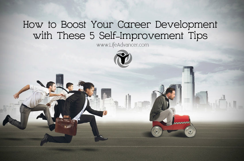 Boost Your Career Development