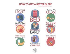 Cope with Sleep Disturbances