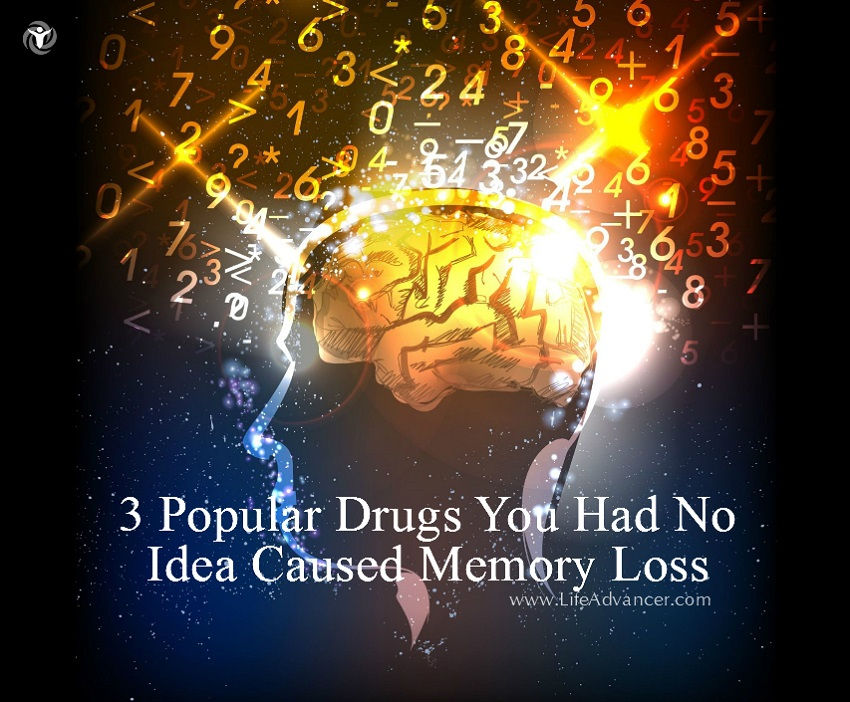 Drugs Caused Memory Loss