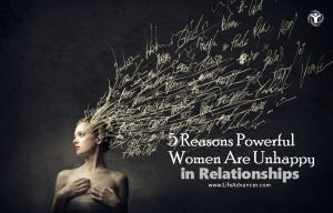 Powerful women Relationships