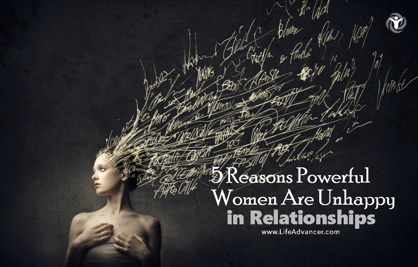 Powerful women Relationships