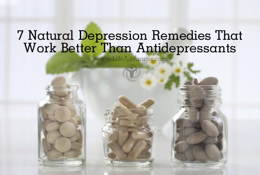 Natural Depression Remedies