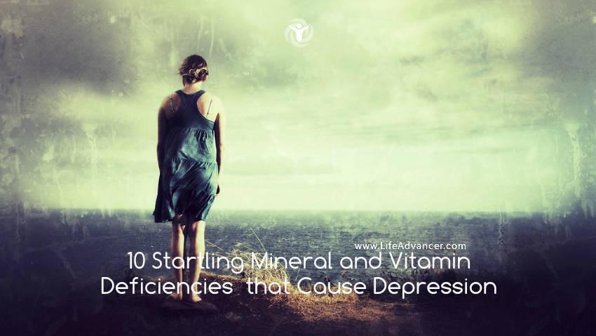 Mineral and Vitamin Deficiencies