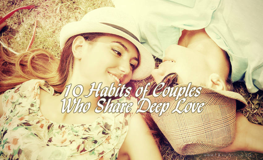 Habits of Couples Deep Love