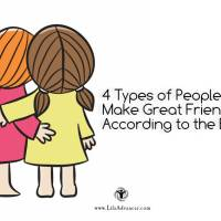 4 Types of People That Make Great Friends, According to the Buddha