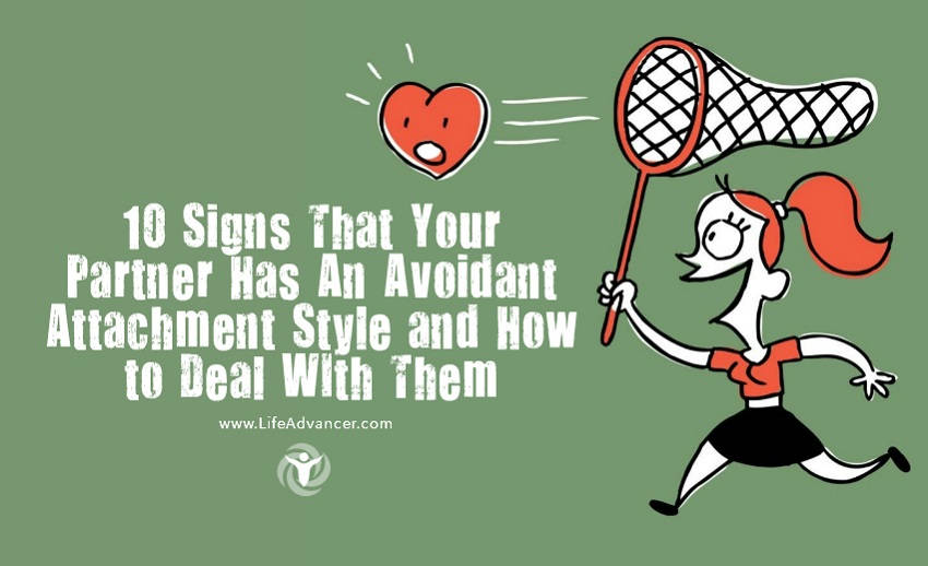 Your Partner Has Avoidant Attachment Style