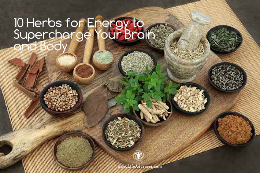 herbs for energy