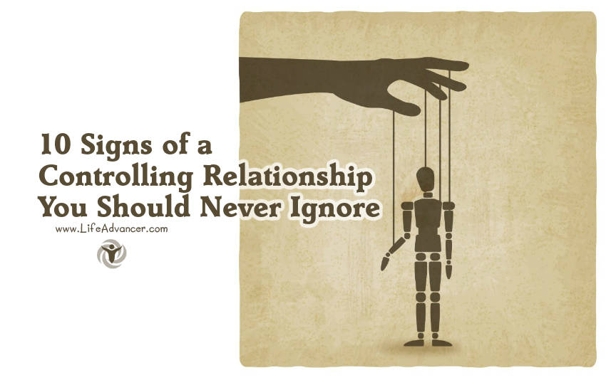 Controlling Relationship