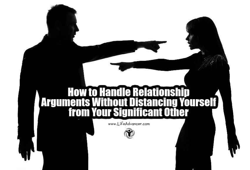 Premise Indicator Words: How To Handle Relationship Arguments Without Distancing