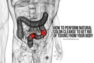 Perform Natural Colon Cleanse
