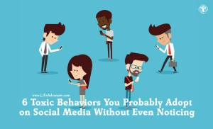 Toxic Behaviors Social Media Users
