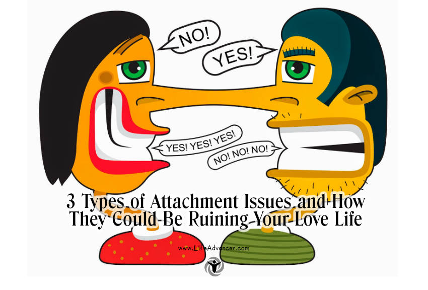 Types of Attachment Issues