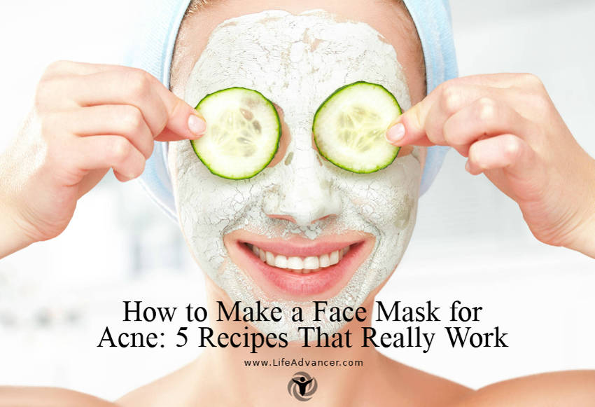 Make a Face Mask for Acne