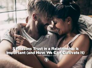 Trust in a Relationship 2