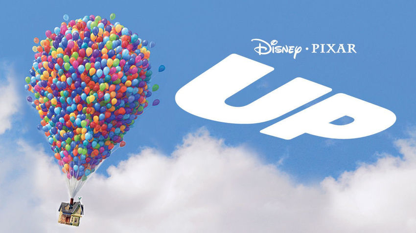 UP 2009 - movies that make you cry