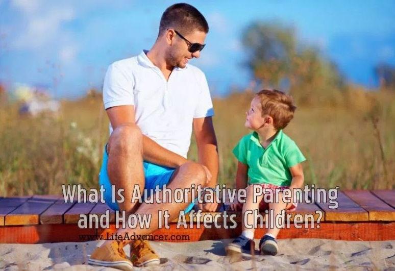 Authoritative Parenting Affects Children