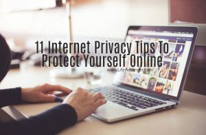 internet privacy tips