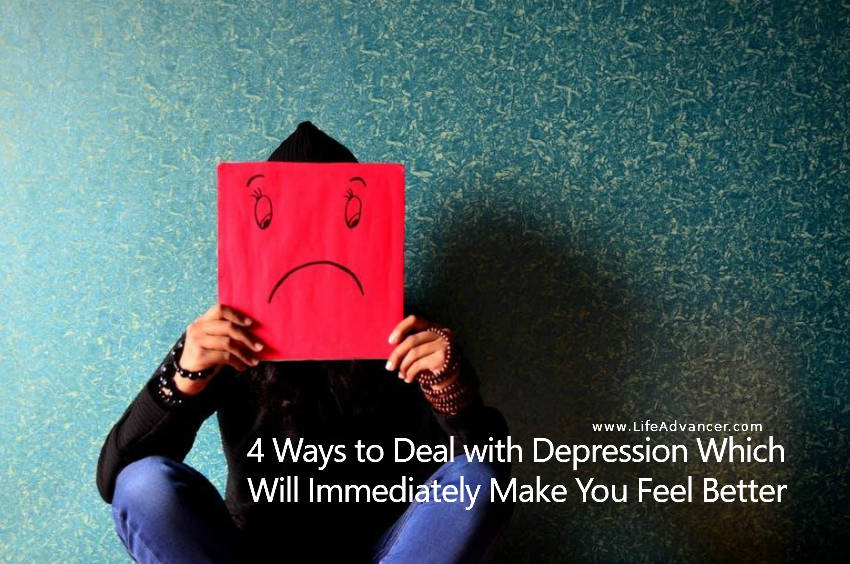 Ways to Deal with Depression