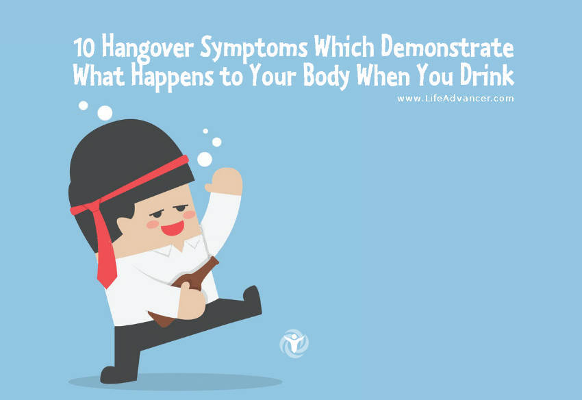 hangover symptoms