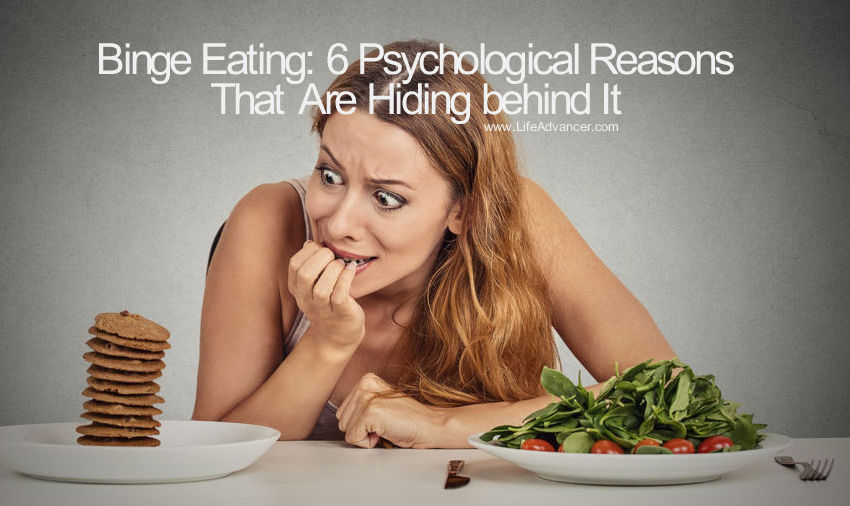 Binge Eating Psychological Reasons 2