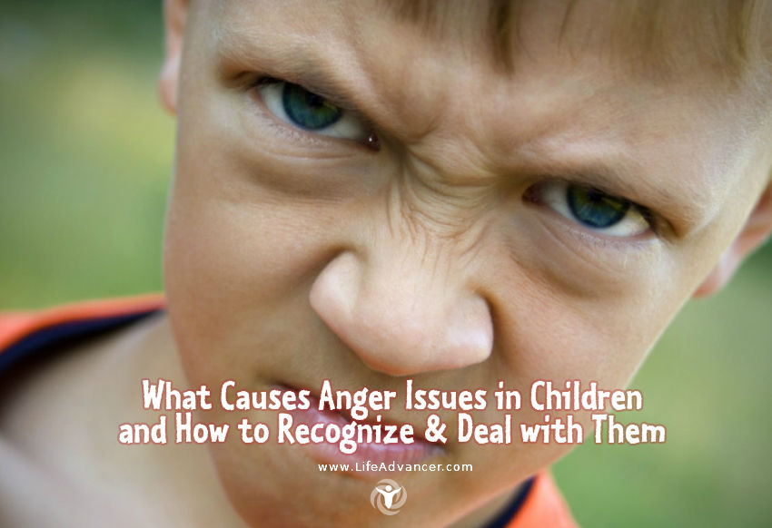 Anger Issues in Children