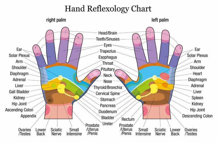 Hand Pressure Points