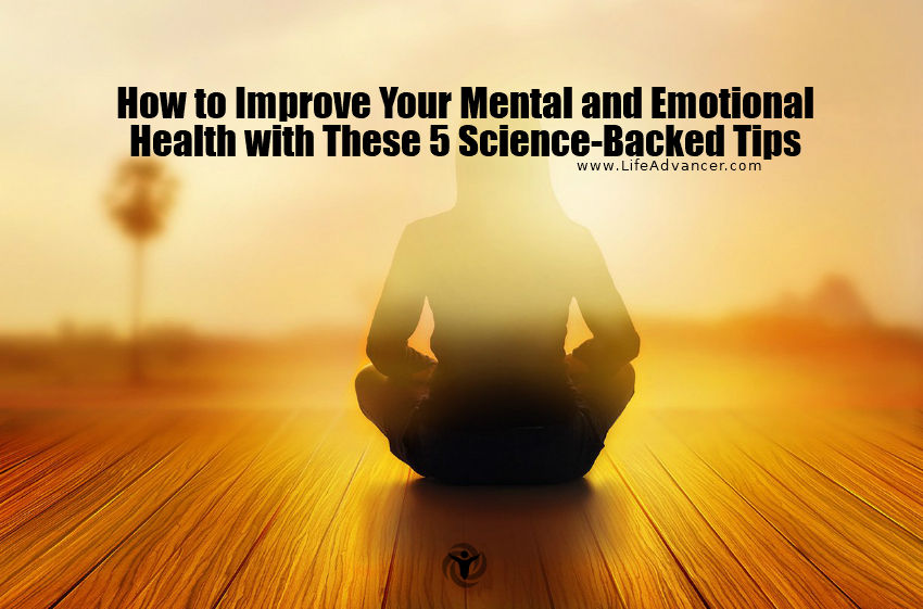 Improve Your Mental and Emotional Health