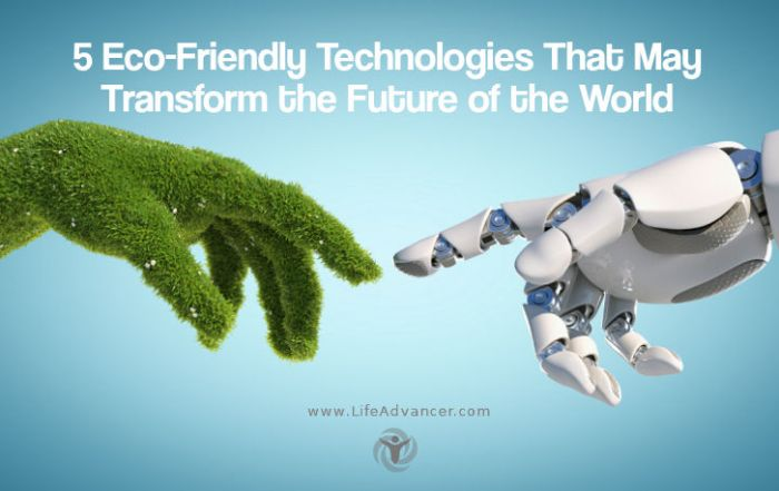 Eco-Friendly Technologies