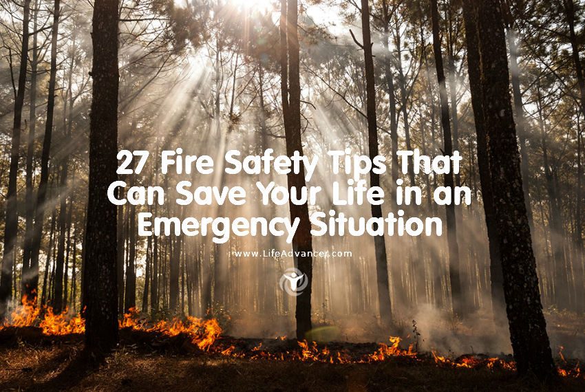 Fire Safety Tips That Can Save Your Life