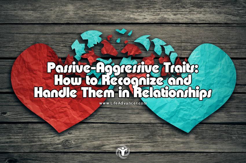 Passive-Aggressive Traits