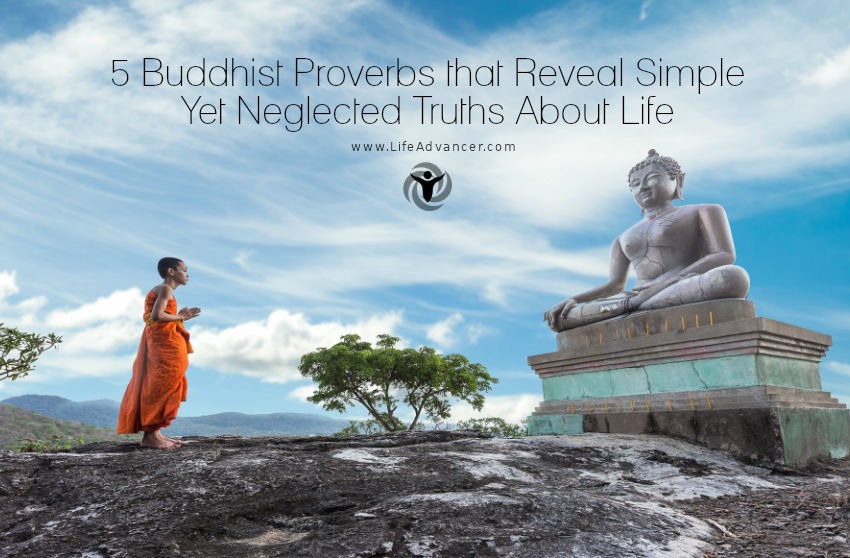Buddhist Proverbs that Reveal Truths About Life